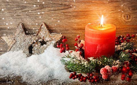 Einladung zur Weihnachtswanderung und vorweihnachtlichen Feier